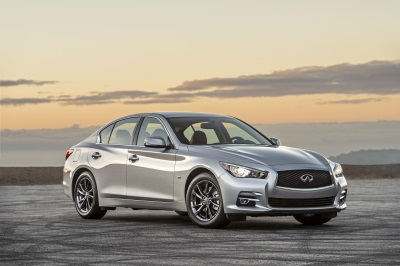 Infiniti Reports Record June U.S. Sales