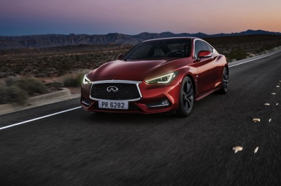 Record Sales Continue For Infiniti In 2017