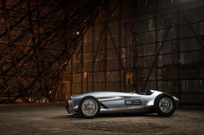 Infiniti Nods To The Past And Shows A Glimpse Of The Brand's Future At Amelia Island Concours d'Elegance