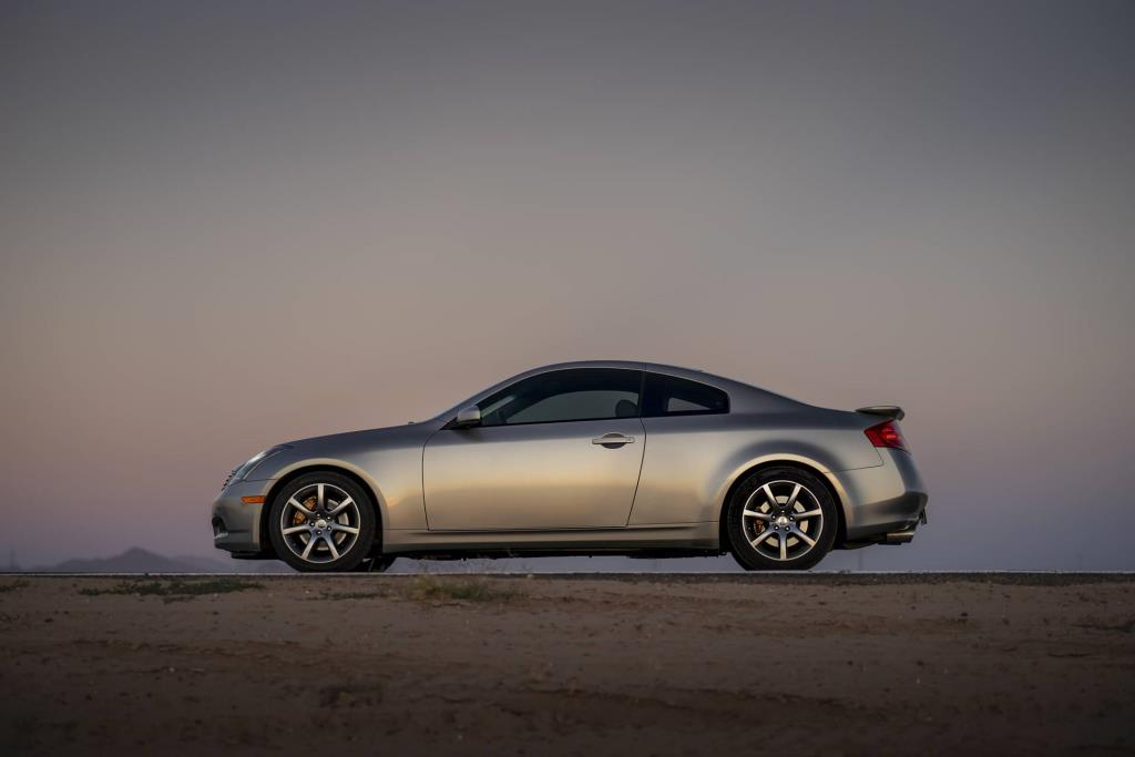 Raise your coupes: A toast to sleek INFINITI shapes over the years