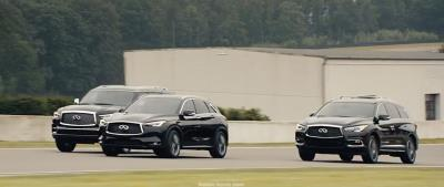 Infiniti Takes Luxury Performance To German Proving Ground In New TV Campaign