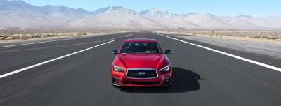 Infiniti Posts 13th Consecutive Sales Record, Increases By 37% Globally This Year