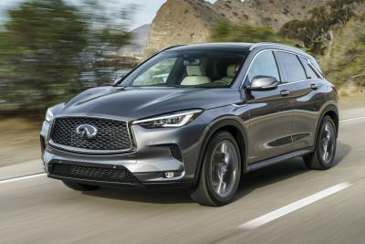 Infiniti Teams Up With Marvel Studios' 'Avengers: Infinity War' To Celebrate Launch Of All-New Qx50