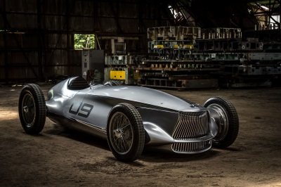 Infiniti To Display Prototype 9 Concept At Artcenter College Of Design Car Classic 2017