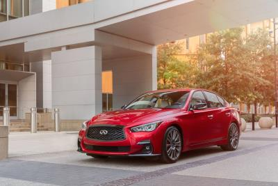 2021 Infiniti Q50 Adds New Sensory Grade, Along With Revised Standard Features And Package Content