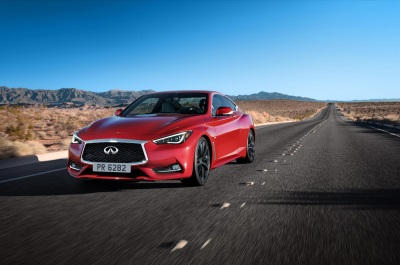 INFINITI ANNOUNCES U.S. PRICING AND RESERVATION PROGRAM FOR ALL-NEW 2017 Q60 SPORTS COUPE