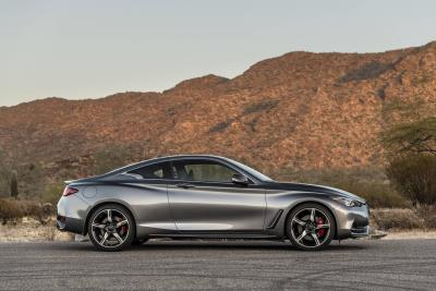 INFINITI Q60 Wins Vincentric's 2021 Best Certified Pre-Owned (CPO) Value In America Award