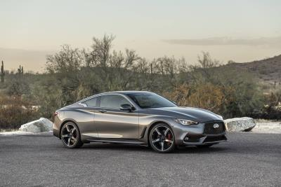 INFINITI Q60 wins Vincentric's 2021 best value in America award