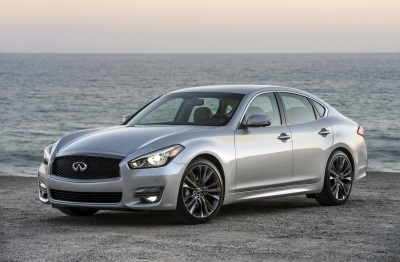 INFINITI ANNOUNCES U.S. PRICING FOR 2016 Q70