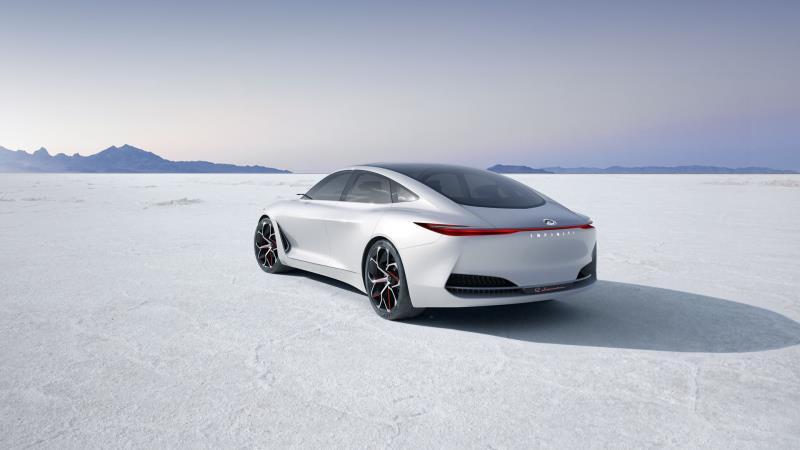 Infiniti Hints At Future Design With Q Inspiration Concept