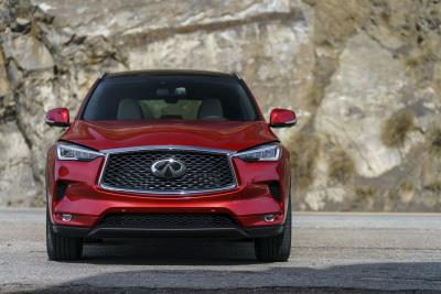 Infiniti QX50 Is The Official Vehicle Of The 2018 Boston Marathon