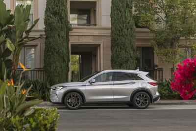 INFINITI QX50 wins 2021 Consumer Guide® Automotive Best Buy Award third year running