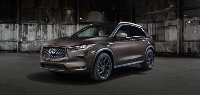 Infiniti Unveils All-New QX50 Ahead Of LA Auto Show