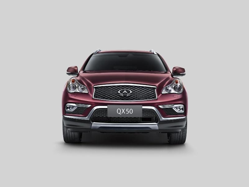 INFINITI REVEALS 2016 QX50 LUXURY CROSSOVER AT NEW YORK INTERNATIONAL AUTO SHOW