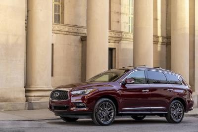 Infiniti QX60 Receives 2019 Best Cars For The Money Award From U.S. News & World Report