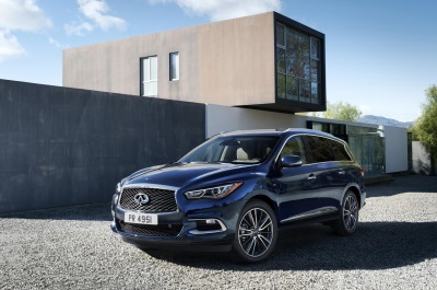 2016 INFINITI QX60 AND Q50 PREVIEWED PRIOR TO NORTH AMERICAN INTERNATIONAL AUTO SHOW