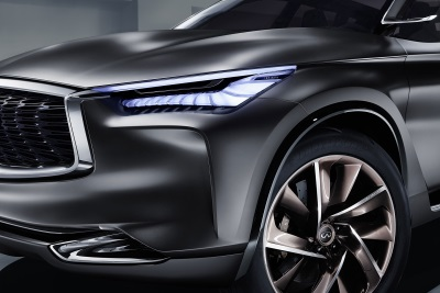 INFINITI VC-TURBO ENGINE TECHNOLOGY PRESENTED IN PARIS