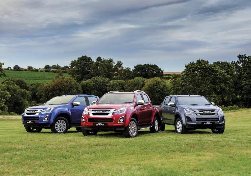 Isuzu D-Max Sales Up 50% For Best July On Record