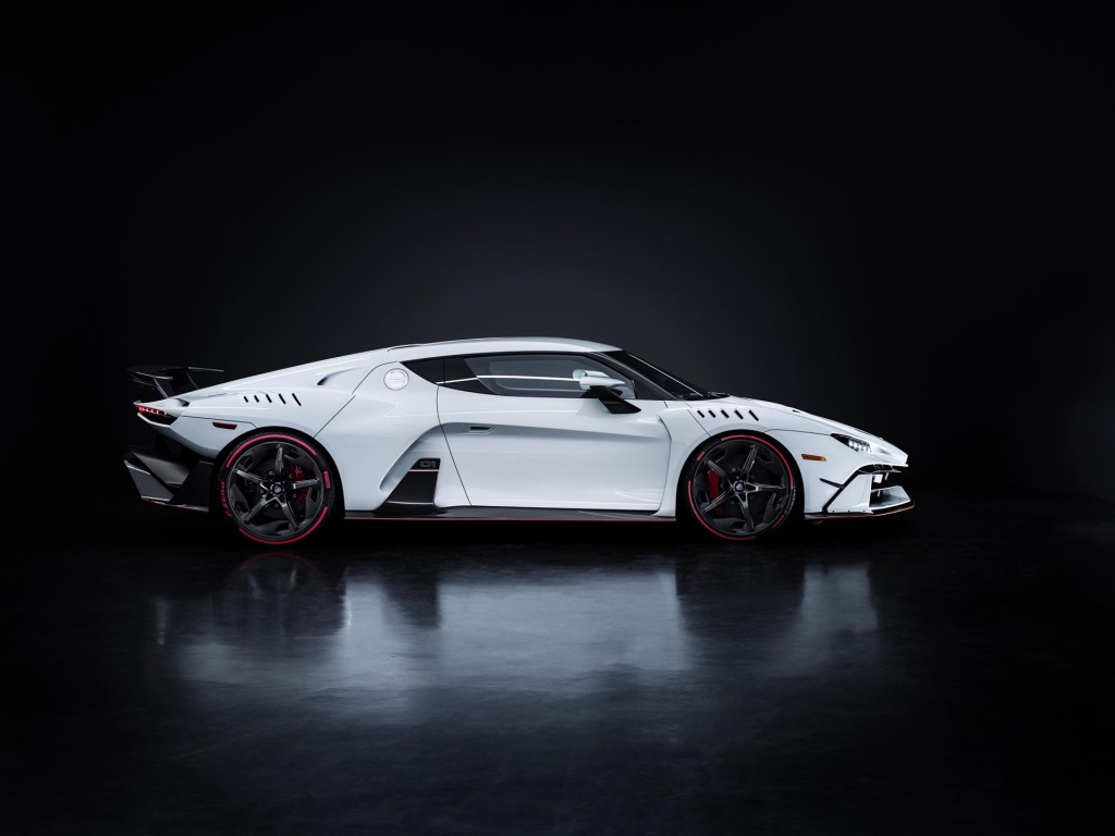 Italdesign To Debut The First Of Five Production Ready