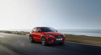 New Checkered Flag Limited Edition Model Joins 2020 Model Year Jaguar E-Pace Lineup