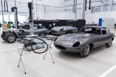 Jaguar Classic Celebrates Le Mans Legends On 60Th Anniversary Of D-Type Domination