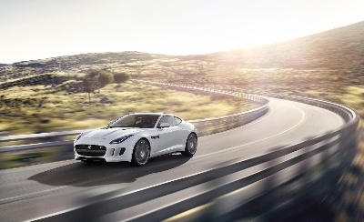 THE JAGUAR F-TYPE R COUPE TO MAKE ITS CANADIAN DEBUT AT THE 2014 TORONTO AUTO SHOW