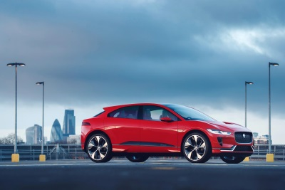 Jaguar I-Pace Concept Named Most Significant Concept Vehicle Of 2017