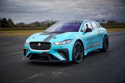 Alejandro Agag To Debut Jaguar I-Pace e-Trophy Racecar In Berlin E-Prix