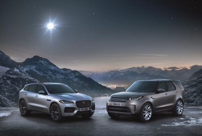 JAGUAR LAND ROVER SETS NEW ALL TIME U.S. SALES RECORD WITH 24 PERCENT INCREASE IN 2016