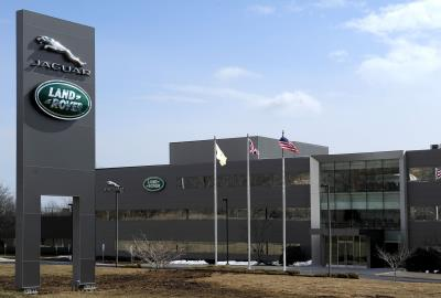 Jaguar Land Rover Celebrates Opening Of New North American Headquarters