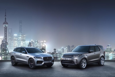 Jaguar Land Rover Reports US Sales For May 2017