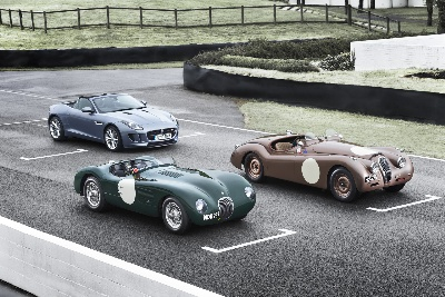 Stars Of Film, Fashion, Sport And Motorsport To Drive With Jaguar Heritage Racing In Mille Miglia 2013