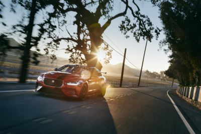 Jaguar XE SV Project 8 To Make North American Debut At Monterey Car Week