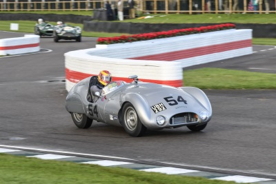 JD Classics Triumphs At Goodwood Revival With A Win And Two Podium Finishes