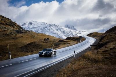 JD Classics Takes Fastest Time And Three Class Wins At Bernina Gran Turismo 2017