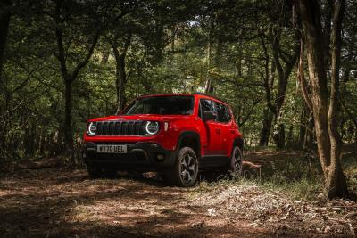 Jeep pedigree honoured with two wins at 2021 '4x4 of the Year' Awards