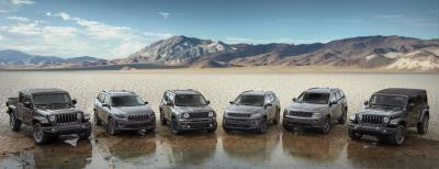 Jeep Brand Celebrates 80th Anniversary With Expansion Of Jeep Wave Customer Care Program And Full Lineup Of Special-Edition Models
