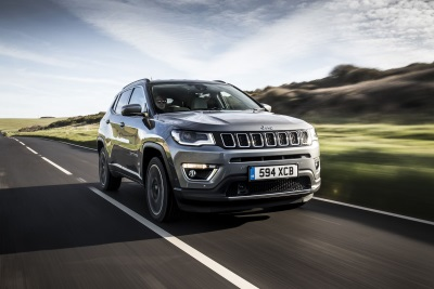 Jeep® Compass: All-New Compact SUV Delivering Unsurpassed 4X4 Capability