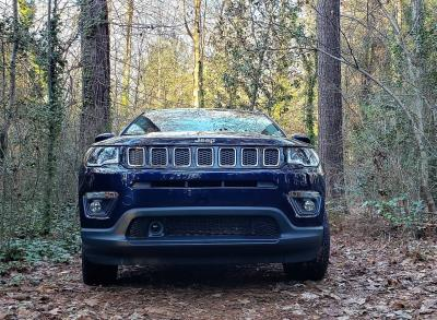 Driving Impressions : 2020 Jeep Compass Latitude 4X4