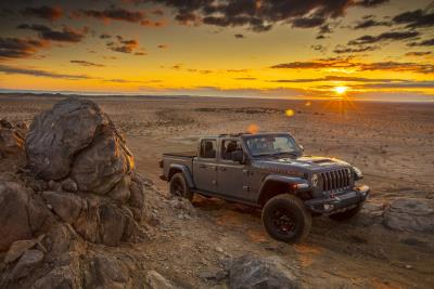 Jeep® Gladiator, Ram 1500 Named To Autotrader's 10 Best Car Interiors Under $50,000