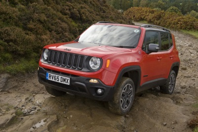 JEEP RENEGADE IS ONCE AGAIN CROWNED '4X4 OF THE YEAR'