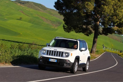 JEEP SALES CONTINUE TO GROW IN EUROPE*