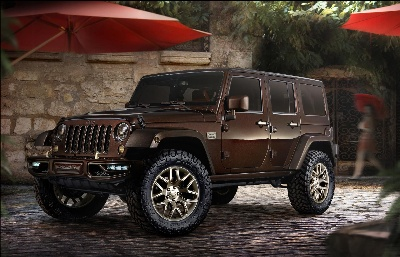 Jeep Brand Debuts Four Design Concept Vehicles at the Beijing Motor Show