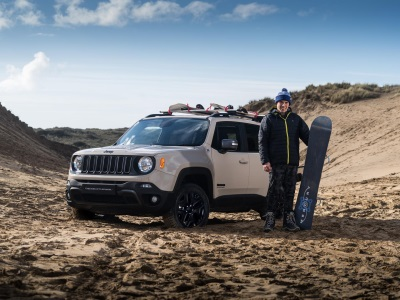 Jeep Renegade Desert Hawk >> Limited Edition New Jeep Renegade Desert Hawk Announced
