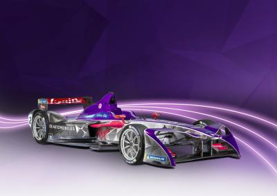 Joel Eriksson To Test For DS Virgin Racing