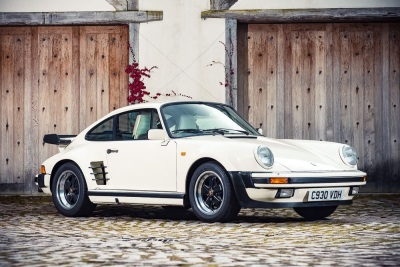 For Turbo Lovers Everywhere, Judas Priest 911 Turbo SE Goes Up For Auction At Porsche Sale