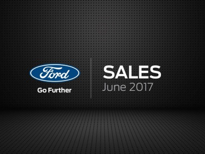 CUSTOMERS SNAP UP RECORD NUMBERS OF FORD BRAND SUVS IN FIRST HALF ; F-SERIES HAS BEST JUNE PERFORMANCE SINCE 2001