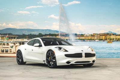 Karma Automotive Makes European Debut At 2020 Geneva International Motor Show