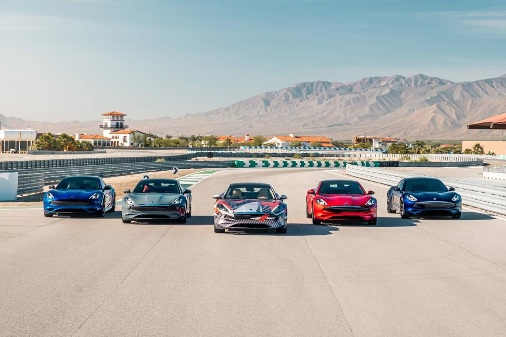 Karma Automotive Begins Prototype Testing For Supercar-Capable E-Flex Platform