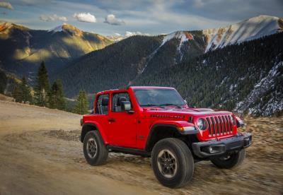 Kelley Blue Book Jeep >> Kelley Blue Book Honors Jeep Wrangler And Dodge Charger